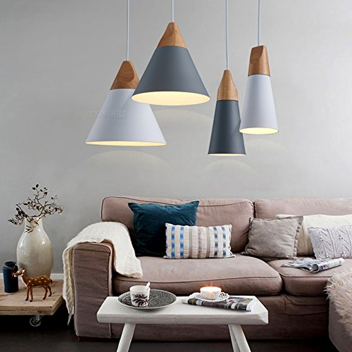CALISTOUK Ceiling Pendant Lights Lamp E27 Hanging Lamp ...