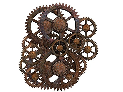 Rusty Gears - 7