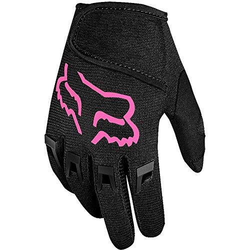 Fox Racing 2019 Kid's Dirtpaw Gloves - Race (Medium) (Black/Pink)