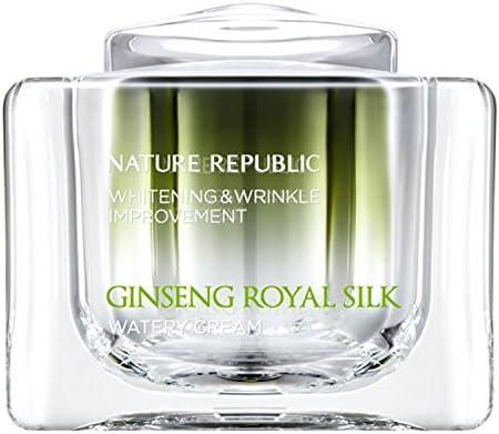 [NATURE REPUBLIC]GINSENG ROYAL SILK WATERY CREAM 60g(2.11oz) whitening&wrinkle improvement