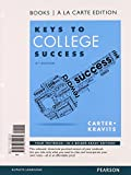 Keys to College Success, Student Value Edition (8th Edition)