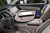 AutoExec AENETBOOKTRK-01 RoadMaster Truck Desk with Tablet & Netbook Stand