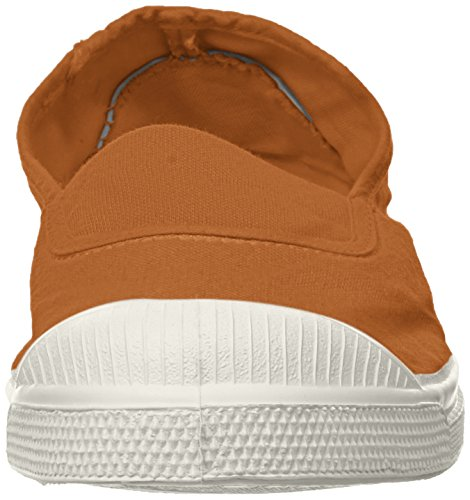 Donna Sneaker Miel Tennis Elastique Giallo Bensimon tqSw764Ex