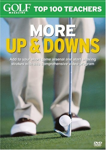 Golf Magazine Top 100 Teachers: More Up & Downs