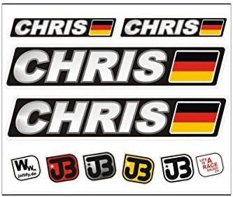 Chris Auto Bicicleta Moto Kart Casco Nombre Del Controlador ...