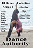 Ballroom 10 Dance Collection Series 1
