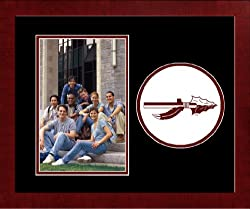 Ncaa Florida State Seminoles University Spirit Photo Frame (Vertical)