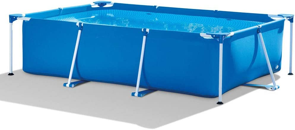 Swimming Pool Paddling Familiy Garden Outdoor Kids Fun Metal Frame//Quick up new