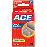"""Ace Elastic Bandage with Clips 3"""", 1-Count Package"""