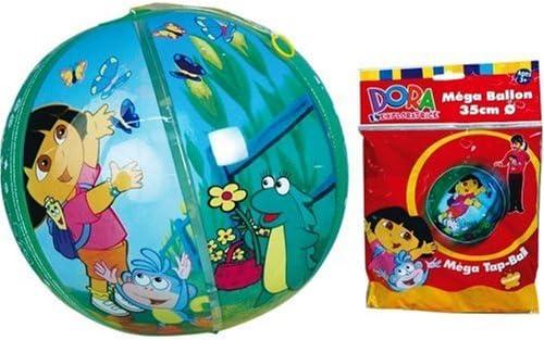 Dora la Exploradora Tap Ball - Balón Hinchable con Cuerda, diseño ...