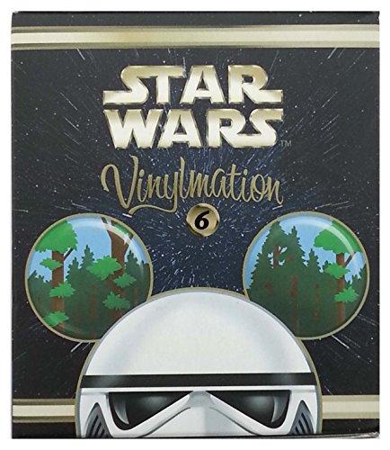 Disney - Star Wars Vinylmation Series 6 - Sealed Blind Box (Park Stars Blind Box)