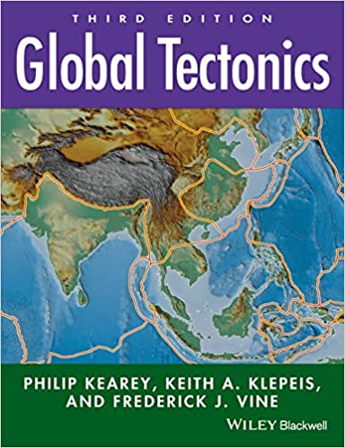 Global Tectonics: Philip Kearey, Keith A. Klepeis, Frederick ...