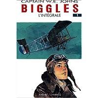 Intégrale biggles t.01 volumes