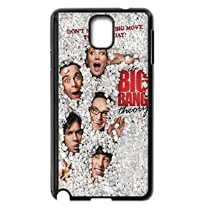 Big Bang Theory Poster Samsung Galaxy Note 3 Cell Phone Case Black Protect your phone BVS_668259