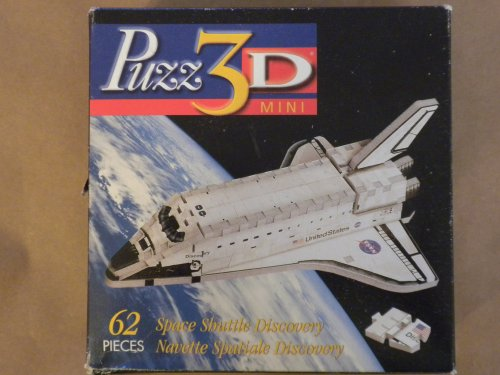 Puzz 3D Mini  Space Shuttle Discovery