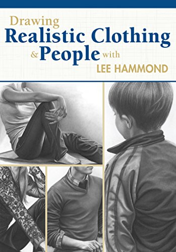 Drawing realistic clothing and people with lee hammond kindle drawing realistic clothing and people with lee hammond by hammond lee fandeluxe Choice Image