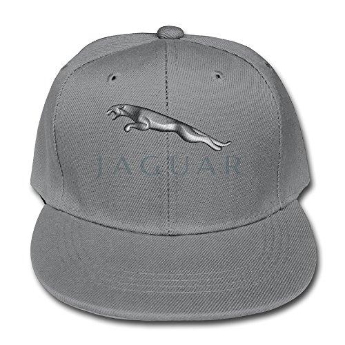 tanxj-kids-jaguar-logo-adjustable-duck-tongue-hat-peaked-baseball-hat-cap