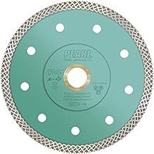 Pearl Abrasive P4 DIA04TT Turbo Mesh Blade for Porcelain and Granite 4 x .048 x 7/8, 20mm, 5/8