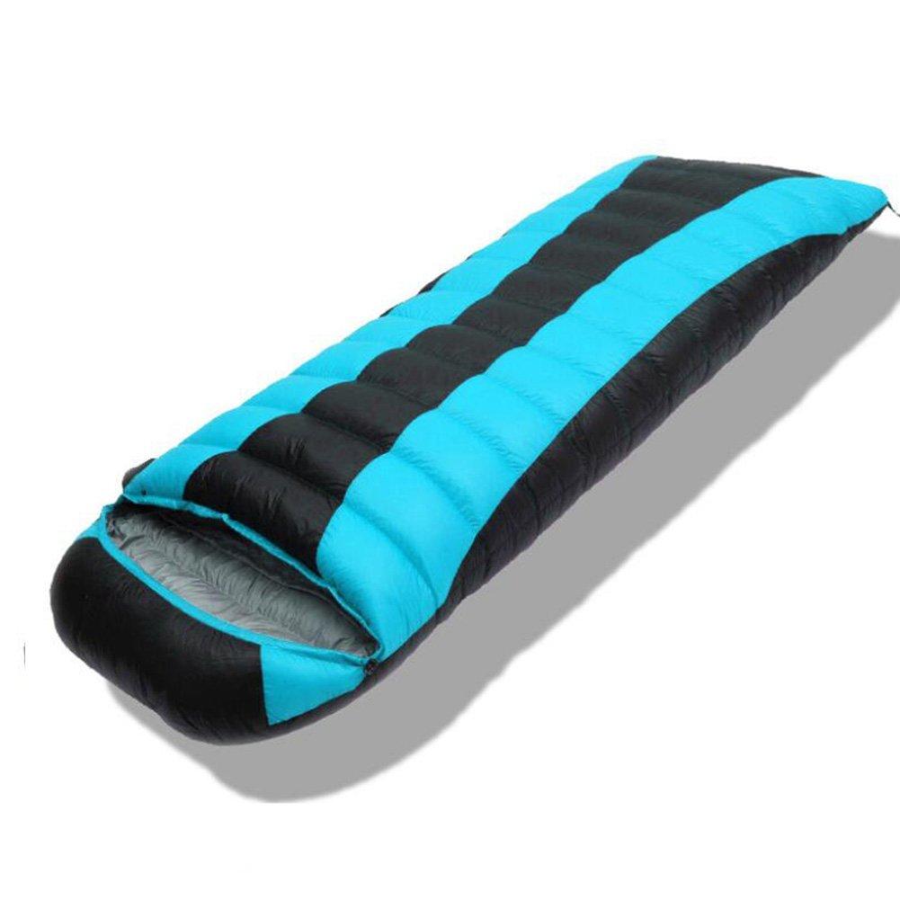 秋と冬の寝袋寝袋アウトドア厚い暖かい封筒寝袋キャンプ寝袋大人の寝袋 B07CST8SGV 1000g|C C 1000g