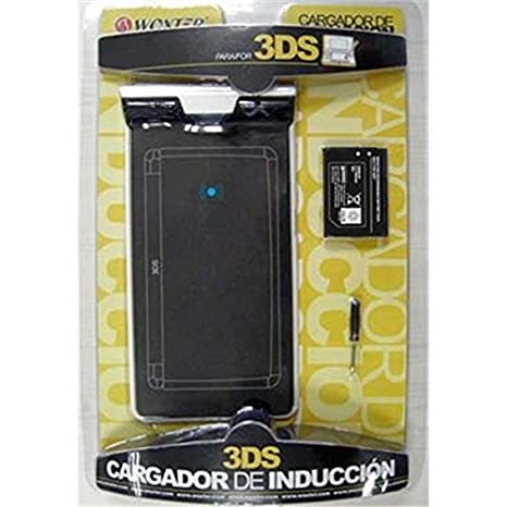 Woxter - Aco 3ds cargador por induccion: Amazon.es: Videojuegos