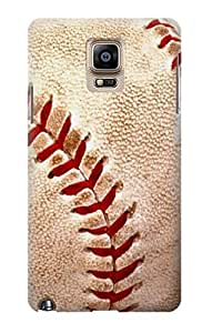 S0064 Baseball Case Cover For Samsung Galaxy Note 4