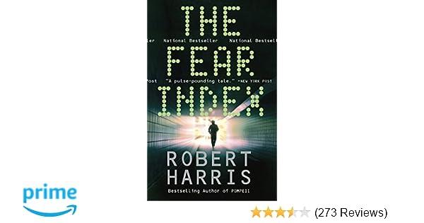 Amazon com: The Fear Index (9780307948113): Robert Harris: Books