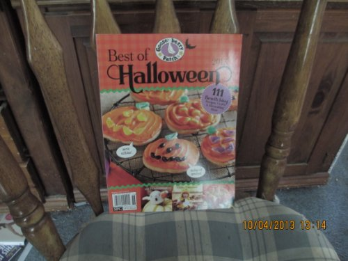Best of Halloween: Gooseberry Patch: 11 Bewitching Recipes, Crafts & Decorating Ideas (Gooseberry Patch Best Of Halloween)