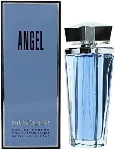 Angel By Thierry Mugler Eau De Parfum Spray Refillable 3.4 Oz