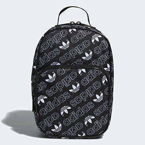 adidas Originals Santiago Lunch Bag, Black, One Size