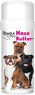 product image for The Blissful Dog Staffordshire Pit-Bull Terrier Nose Butter - Dog Nose Butter, 2 Ounce