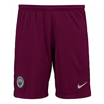 2017-2018 Man City Away Nike Football Shorts (Kids)  Amazon.co.uk ... 89a8e7b70