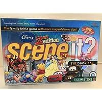 2ª edicion de Disney Scene It DVD Game
