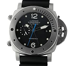 Panerai Luminor Submersible automatic-self-wind mens Watch PAM00614 (Certified Pre-owned)