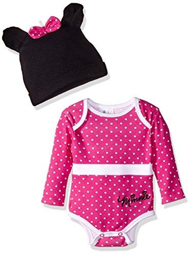 Disney TYM5602 Pijama Entero para Bebés, color Fiusha, 3