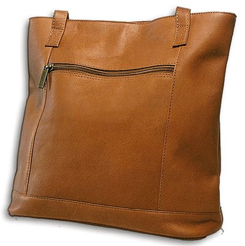 David King & Co. Shopper with Front Zip Pocket 1065