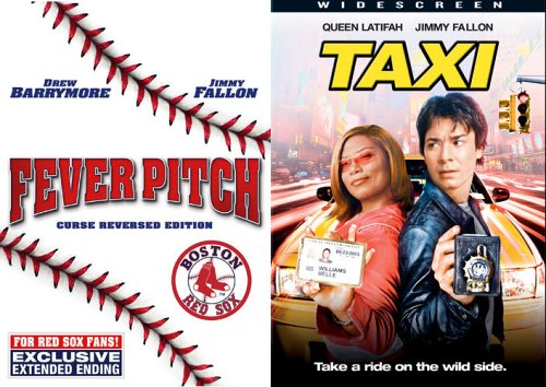 Fever Pitch/ Taxi (Back to Back Packaging, 2PC, Sensormatic)