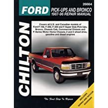 Ford Full Size Trucks  1987-96