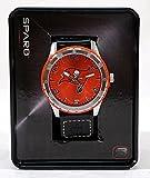 Rico Tampa Bay Buccaneers NFL Logo Gambit Color Bezel Wrist Watch