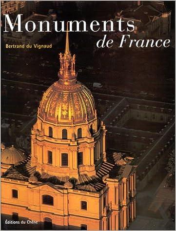 Lire Monuments de France pdf epub