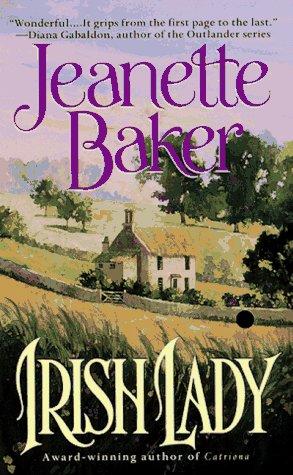 book cover of Irish Lady