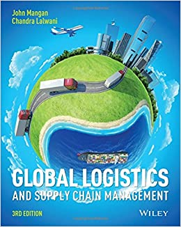 Book Global Logistics and Supply Chain Management 3E