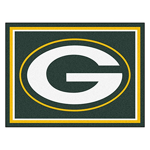 FANMATS 17482 NFL Green Bay Packers Rug by Fanmats