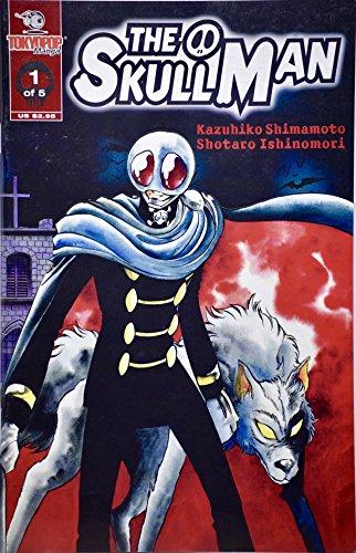 2001 - Tokyopop Manga - The Skull Man #1 - Comic Book - Collectible