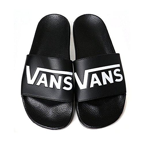 VANS ヴァンズ バンズ SLIDE-ON Black VN0004LGIX6 2018年モデル! レディース サンダル シャワーサンダル