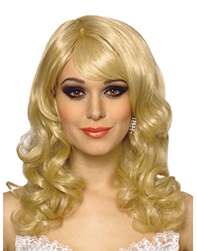 Costume Culture Women's Lolita Wig, Blonde, One Size
