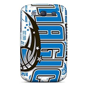 Special AaronCharming Skin Case Cover For Galaxy S3, Popular Orlando Magic Phone Case