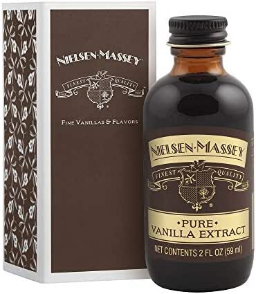 Extracts: Nielsen-Massey Pure Vanilla Extract