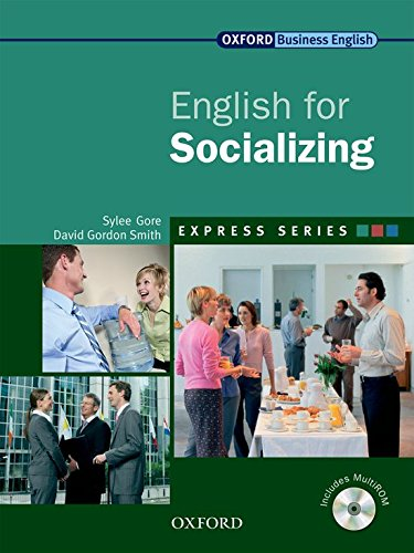(English for Socializing (Oxford Business English))