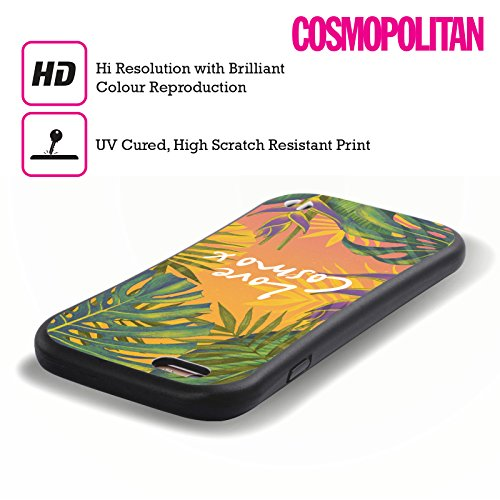 Official Cosmopolitan Bird Of Paradise Tropical Hybrid Case for Apple iPhone 6 / 6s