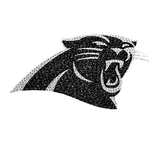 (NFL Carolina Panthers Bling Emblem, 6.25-inches)